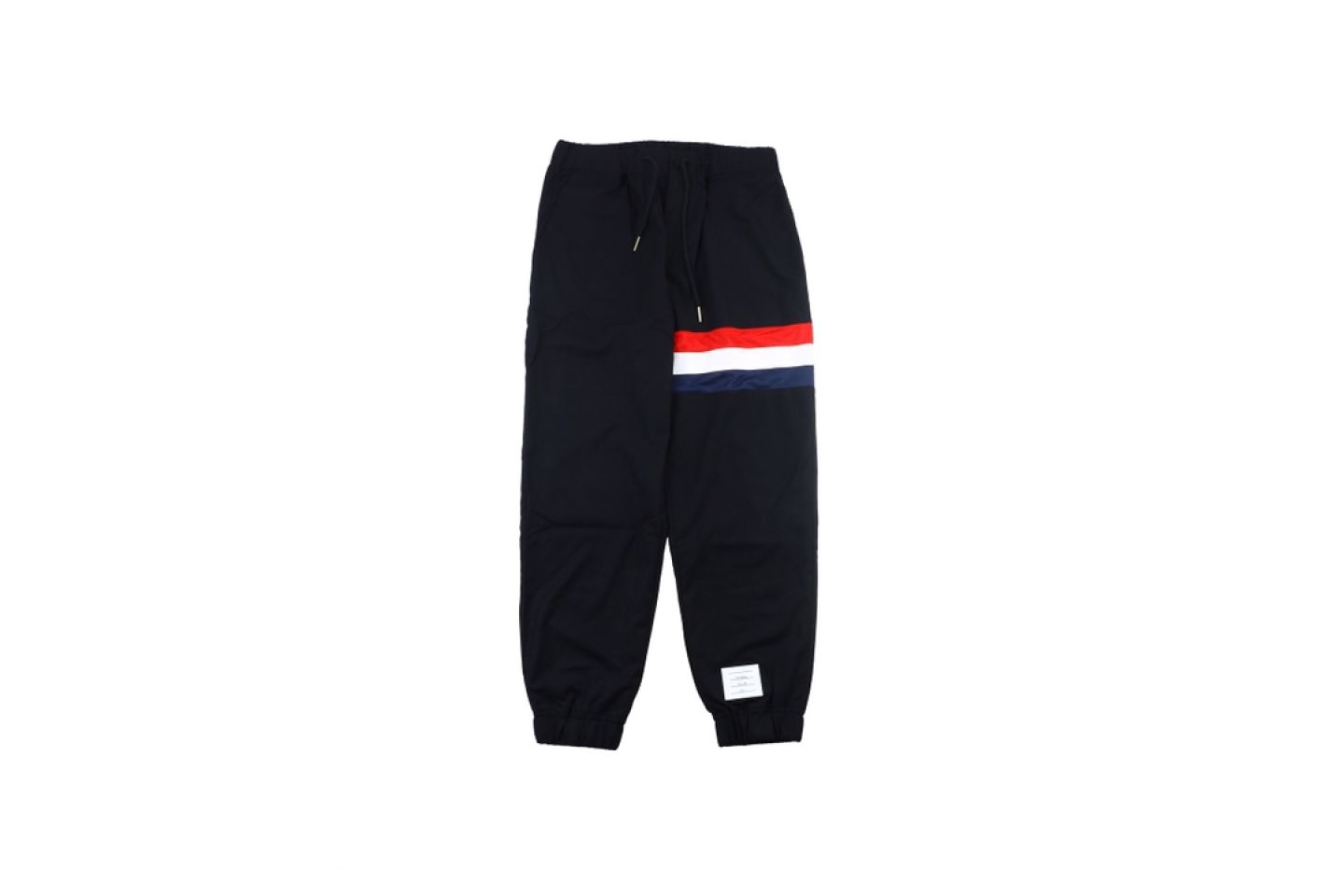 "Pants Thom browen 20fw sports sweatpants ""Navy Blue"" 1 1"