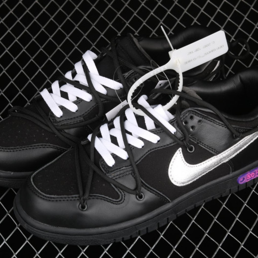 OffWhite x Nike Dunk Low The 50