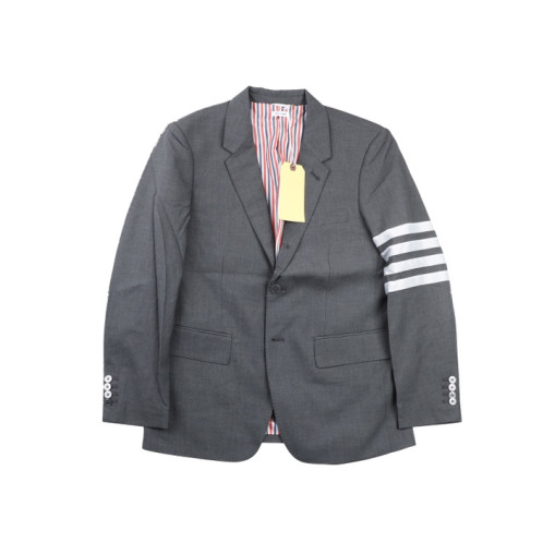 Thom Browne 2020 fourbar wool casual suit