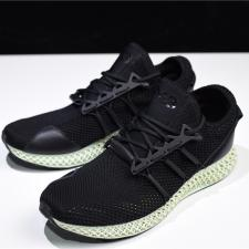 Adidas Y3 Runner 4D Triple Black