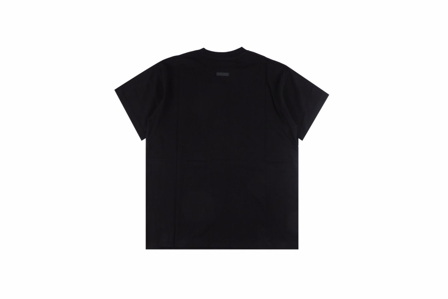 Shirt Fear of God classic letter logo printing ree on chest 2 5