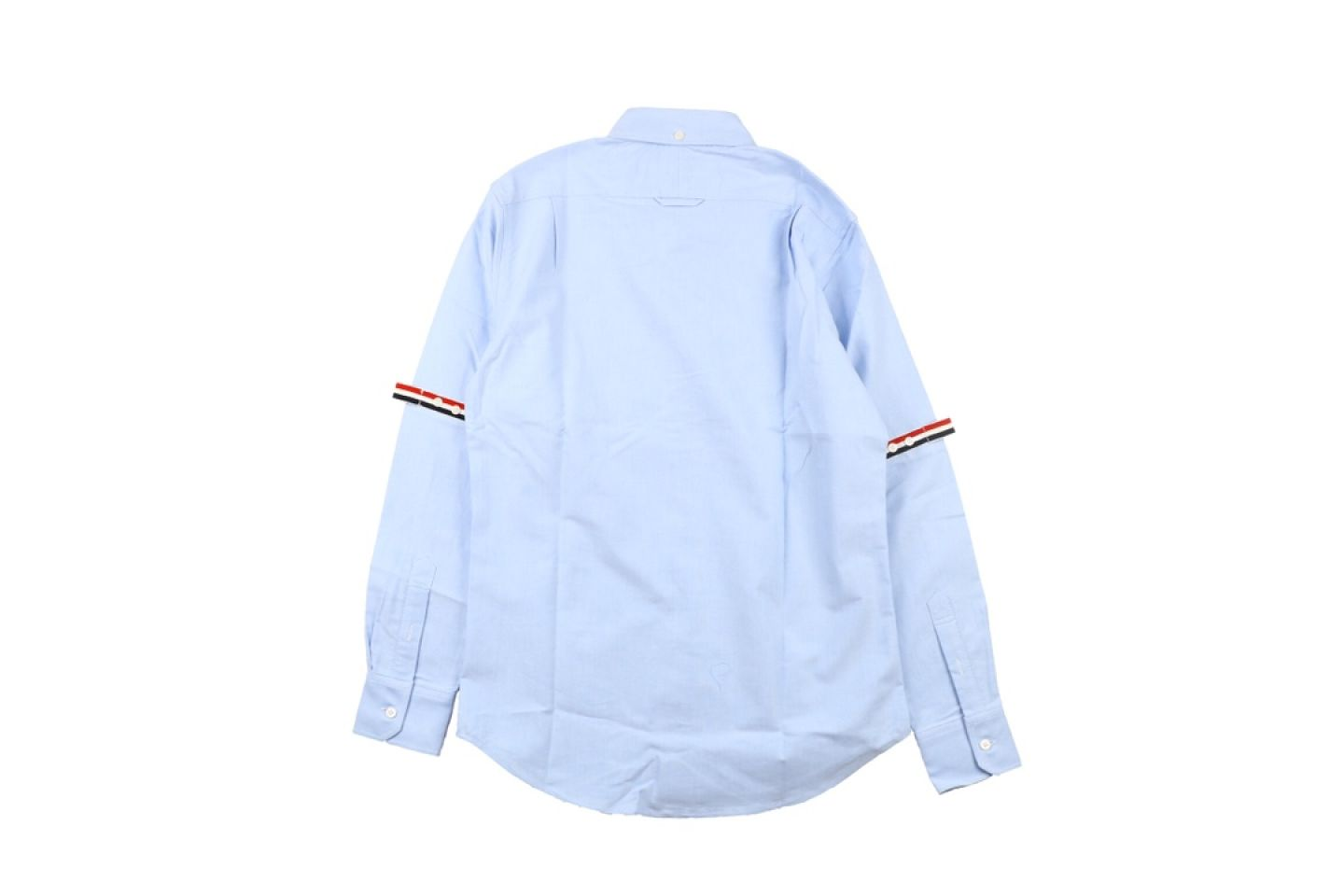 "Shirt Thom Browne 20ss arm web shirt ""Light Blue"" 5 5"