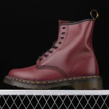 Dr Martens R11822600 1460 CHERRY RED ROUGE