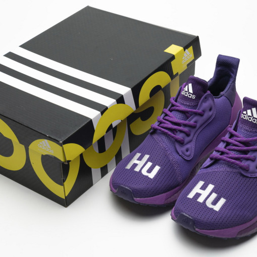 Adidas Solar Hu Pharrell Now is Her Time Purple