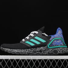 Adidas Ultra Boost 20 God Pack Shoes of Happiness