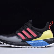 Adidas Ultra Boost All Terrain Shock Red Yellow
