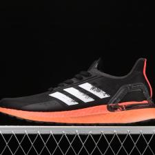 Adidas Ultra Boost PB Core Black Signal Coral