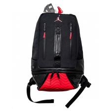 Air Jordan 10 Jordan Vintage Backpack Black and Red