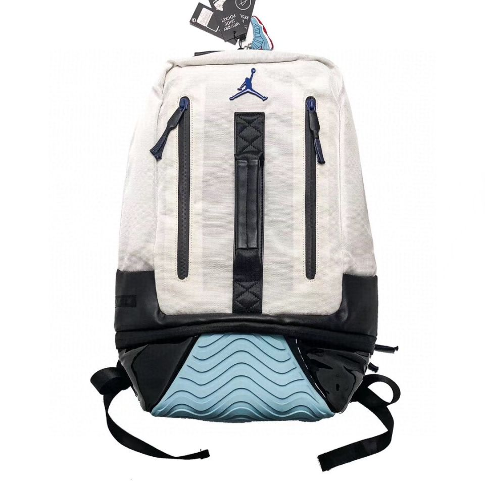 Goods Air Jordan 10 Jordan Vintage Backpack Black and White Steel 1 air_jordan_10_jordan_vintage_backpack_black_and_white_steel__1