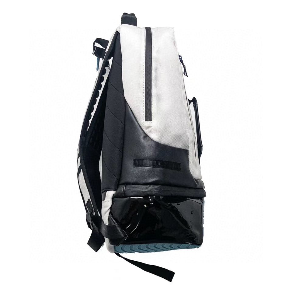 Goods Air Jordan 10 Jordan Vintage Backpack Black and White Steel 2 air_jordan_10_jordan_vintage_backpack_black_and_white_steel__2