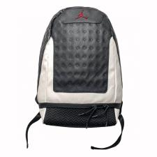 Air Jordan 13 Black  White Bagpack