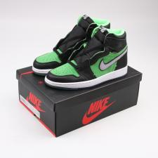 Air Jordan 1 High Zoom Black Green