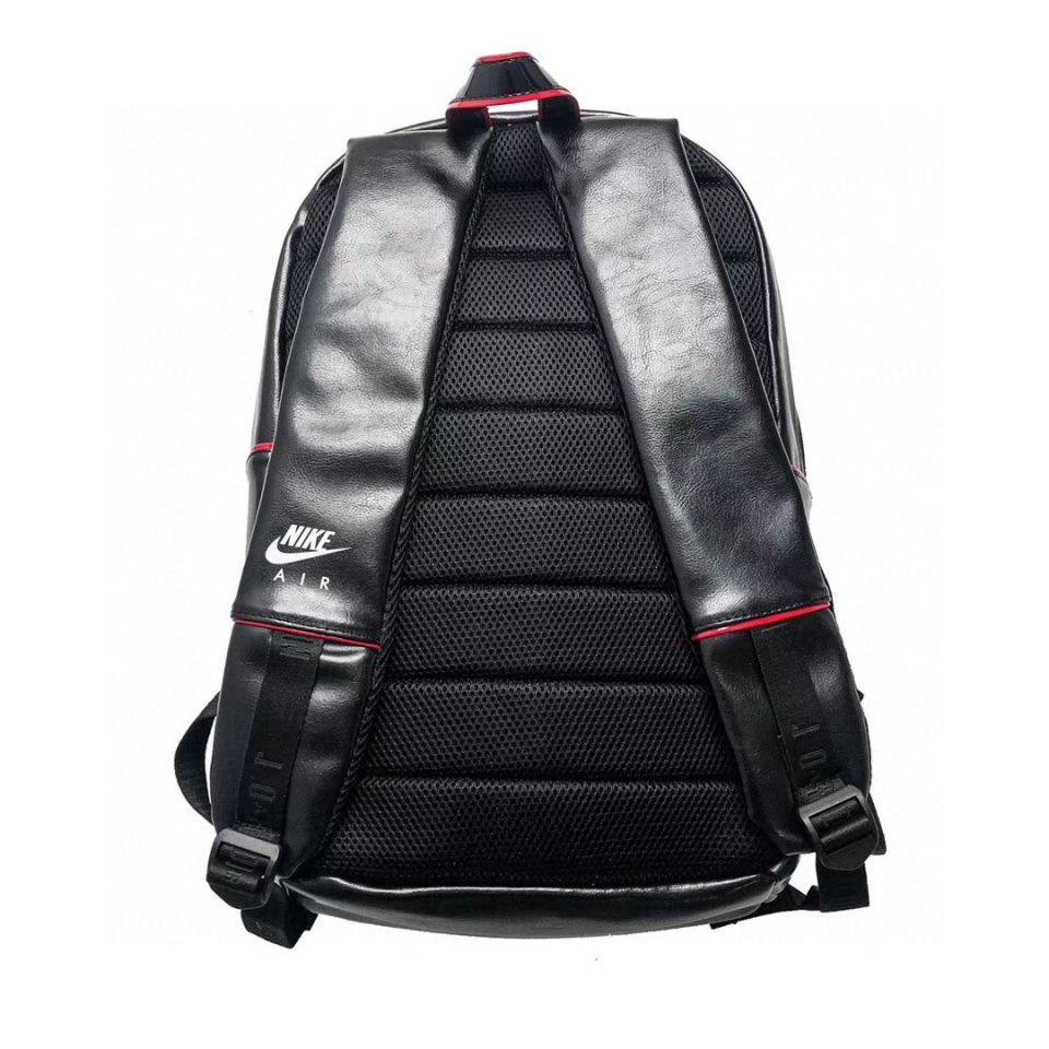 "Goods AIR JORDAN 4 Travel Sports Backpack School Bag ""Black"" 5 air_jordan_4_travel_sports_backpack_school_bag_black__5"