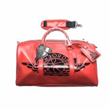 Air Jordan basketball training fitness bucket travel bag Red
