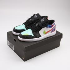Air Jordan Retro 1 Low Galaxy