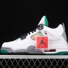 Air Jordan Retro 4 Do The Right Thing Pack