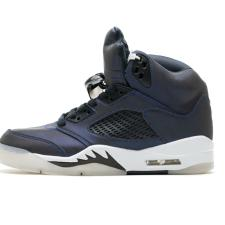 Air Jordan Retro 5 Oil Grey