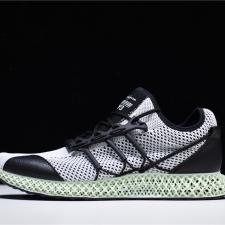 Adidas Y3 Runner 4D Black White  AQ0357