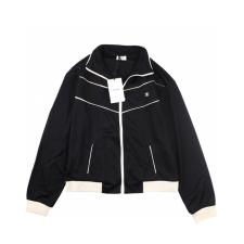 Celin 20aw chest logo jacket