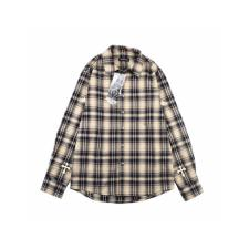 Chorme heart 20fw plaid long sleeve shirt jacket