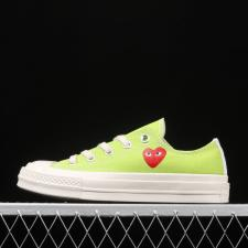 Converse Chuck Taylor AllStar 70s OX x Comme des Garcons Play Bright Green
