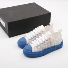 Dior B23 Low Top Gradient Blue