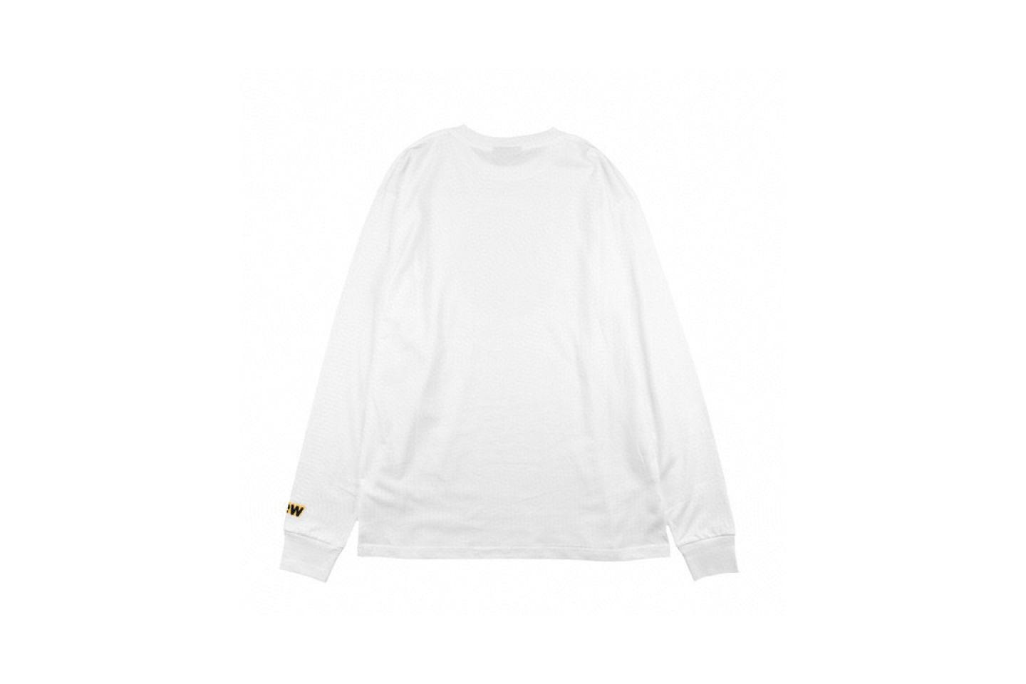 "Shirt Drew House 2020 classic smiley face long sleeve T-shirt ""White"" 5 drew_house_2020_classic_smiley_face_long_sleeve_t_shirt_white_5"