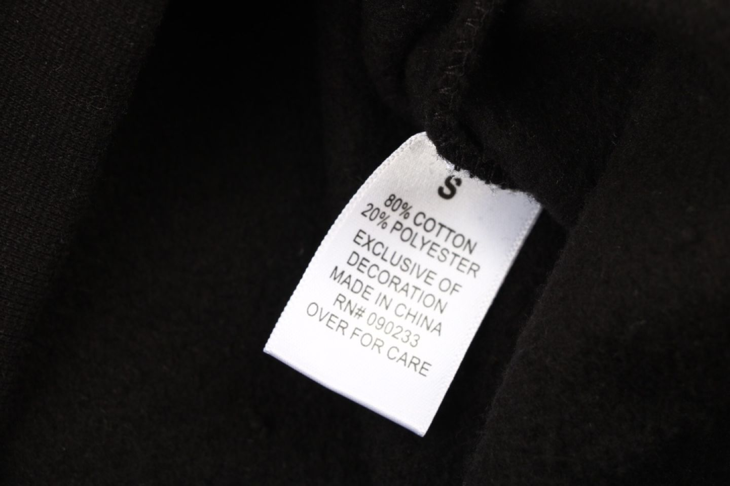 """Shirt Fear Of God Essential double line crew neck sweater """"Black"""" 4 fear_of_god_essential_double_line_crew_neck_sweater_black_4"""