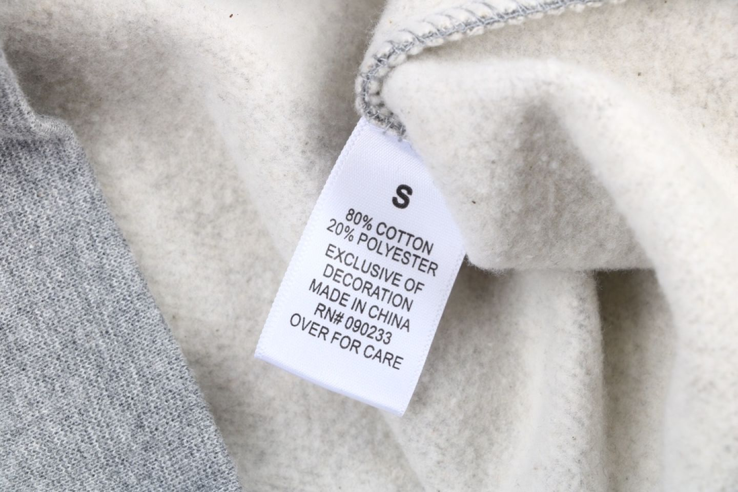"Shirt Fear Of God Essential double line crew neck sweater ""Grey"" 4 fear_of_god_essential_double_line_crew_neck_sweater_grey_4"