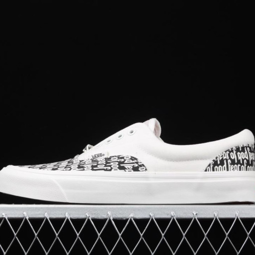 Fear of God x Vans Era 95 DX FOG  Black  White