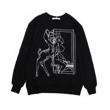 Givenchy sketch line Bambi crew neck sweater