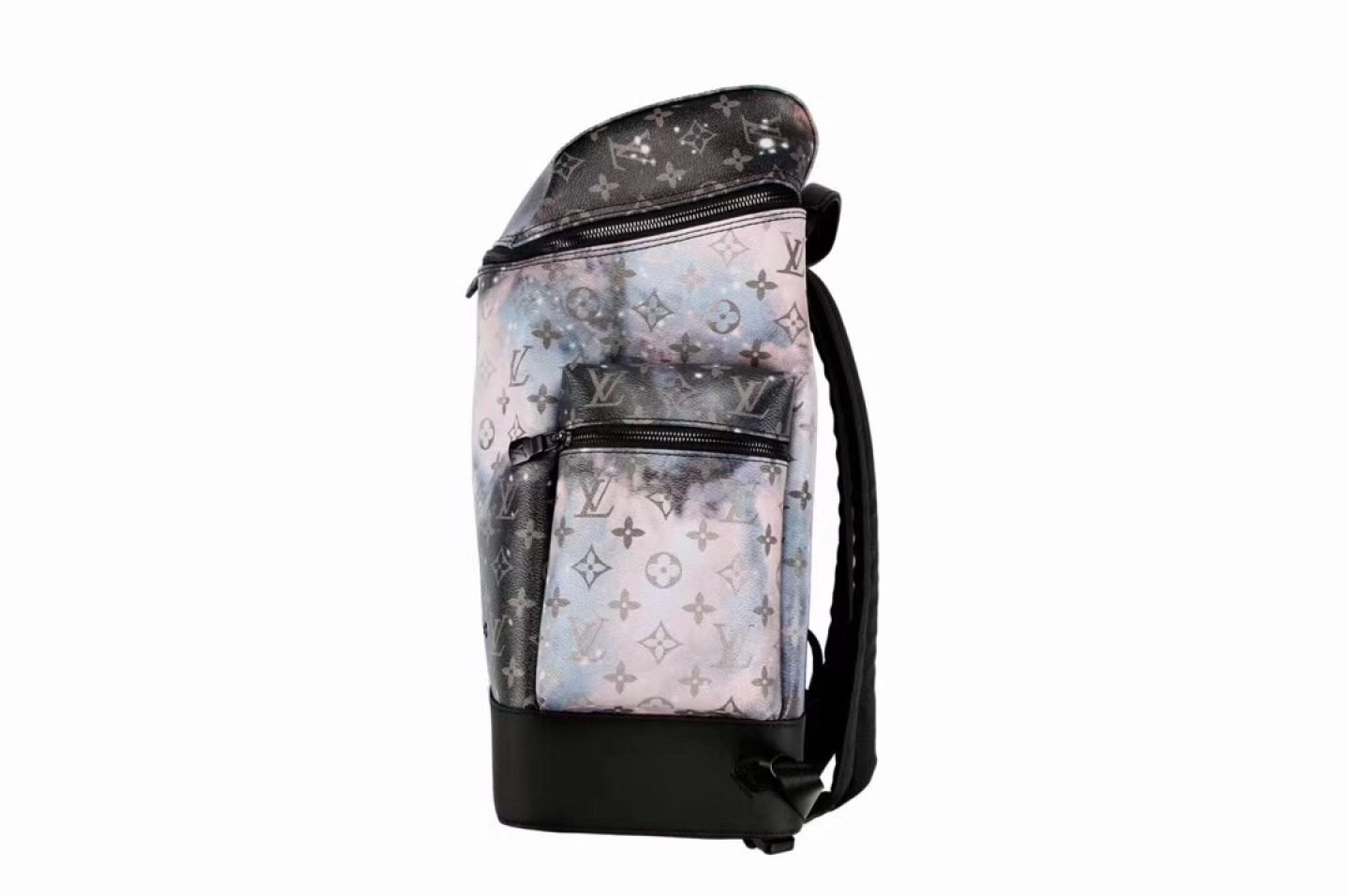 Goods Lo*is Vu*tton Alpha Backpack Monogram Galaxy Black Multicolor 3 lois_vutton_alpha_backpack_monogram_galaxy_black_multicolor__3