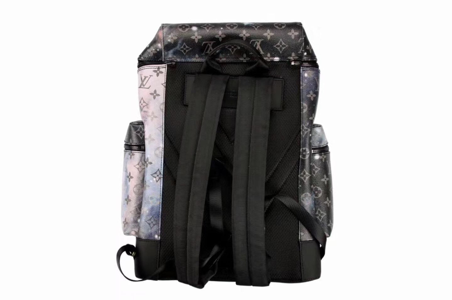 Goods Lo*is Vu*tton Alpha Backpack Monogram Galaxy Black Multicolor 5 lois_vutton_alpha_backpack_monogram_galaxy_black_multicolor__5