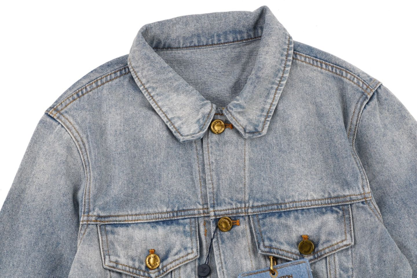 Jacket Louis Vuitton 20fw wash list vintage denim jacket 2 louis_vuitton_20fw_wash_list_vintage_denim_jacket_2