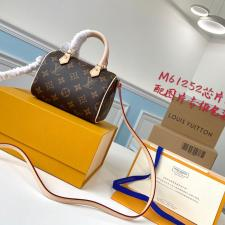 Louis Vuitton Nano Speedy Monogram