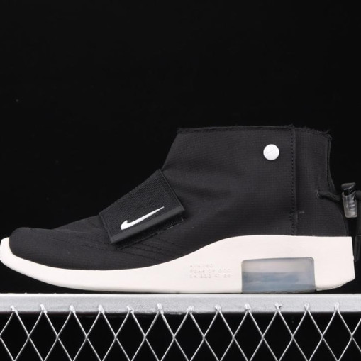 Air Fear Of God Moccasin Black