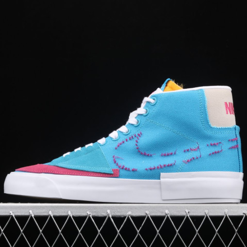 Nike Blazer Mid Edge Hack Pack Blue