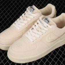 Nike Air Force 1 Low x Stussy Fossil
