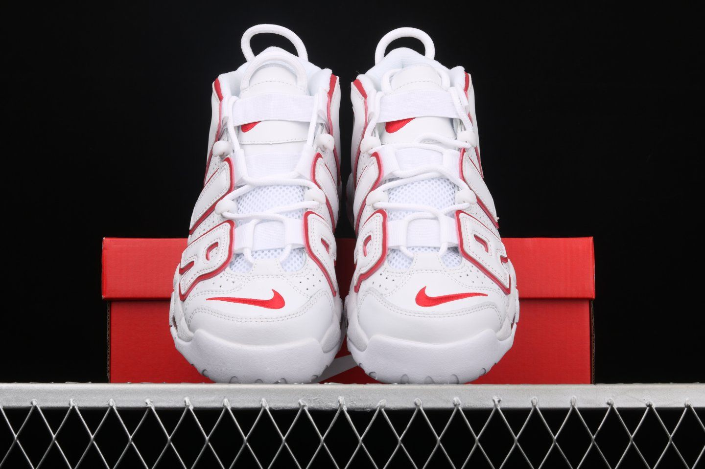"Harga Sepatu Nike Air More Uptempo Nike Air More Uptempo ""White Varsity Red Outline"" 2 nike_air_more_uptempo_white_varsity_red_outline_2"