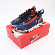 Nike React Runner Mid WR ISPA Blue Void Team Orange