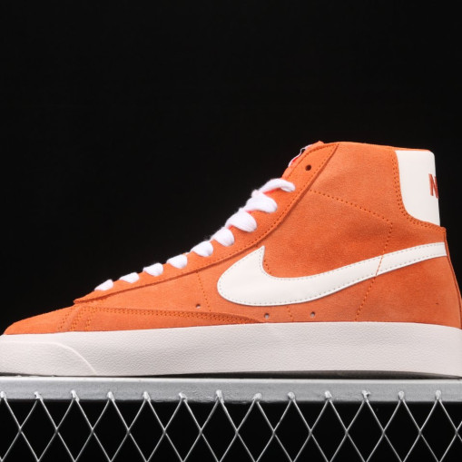 Nike SB Zoom Blazer Mid Circuit Orange