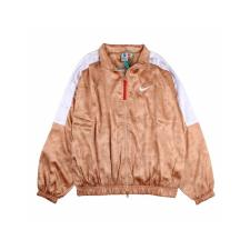 Nike x CLOT 20ss Pink Silk Limited Retro Sports Suit