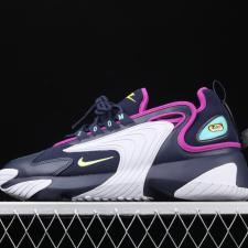 Nike Zoom 2k Blackened Blue