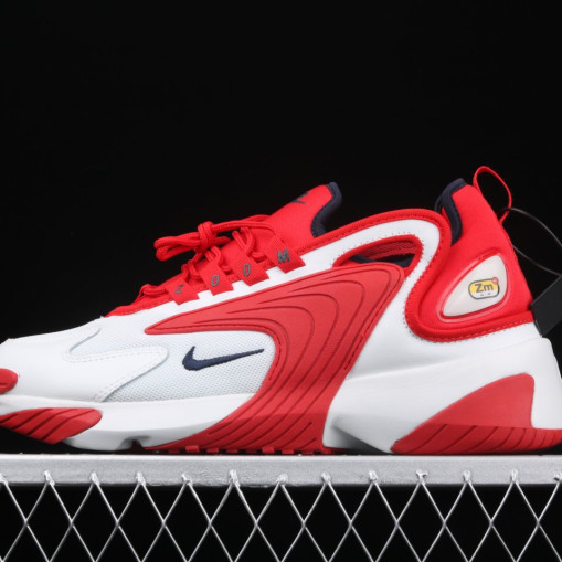 Nike Zoom 2K Univeristy Red