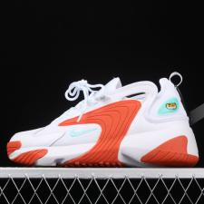 Nike Zoom 2k White Orange