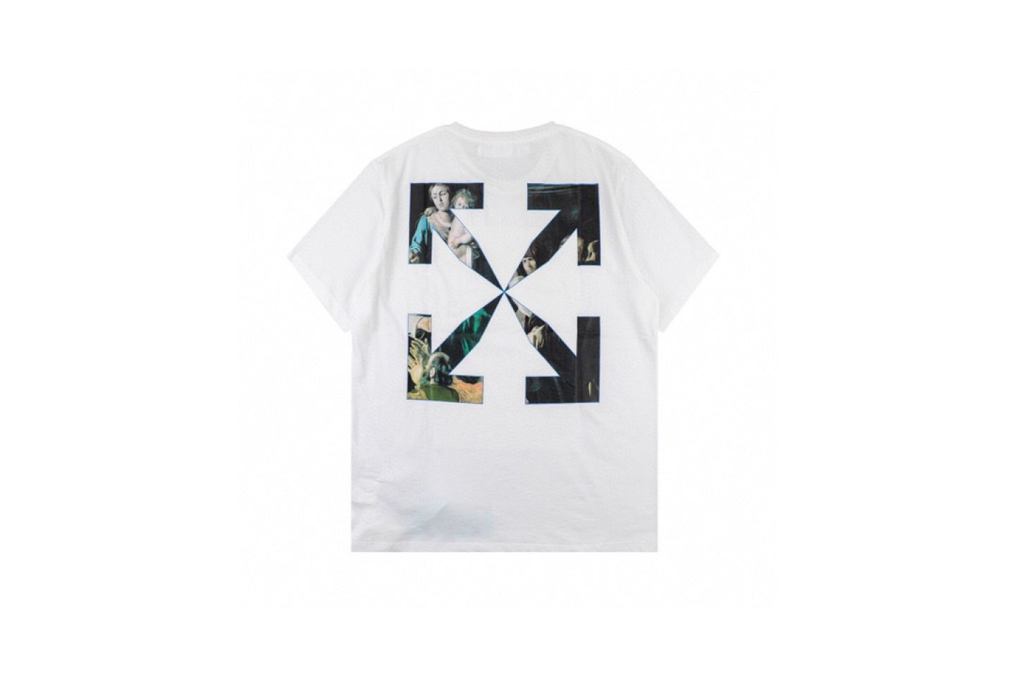 Shirt OFF WHITE 20FW big religious arrow short sleeve T-shirt 5 off_white_20fw_big_religious_arrow_short_sleeve_t_shirt__5