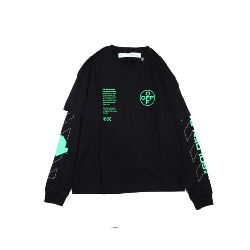 OFFWHITE 20SS Golden Ratio Fake Two Pieces