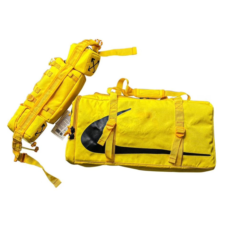 "Goods OFF-White 20SS x Nike Duffle Bag ""Yellow"" 5 off_white_20ss_x_nike_duffle_bag_yellow__5"