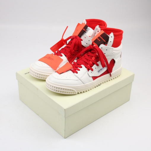 OFFWHITE Court FW19 Court Red