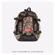 SUPREME 19fw Backpack Real Tree Camo
